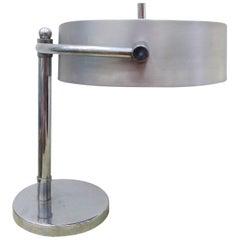 Art Deco Directional Table Lamp by Kurt Versen