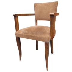 American Art Deco Chair