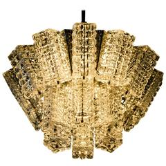 Mid-Century Chandelier by Austrolux, 1960s