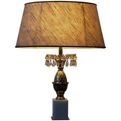 Vintage Pineapple Table Lamp from Loevsky&Loevsky