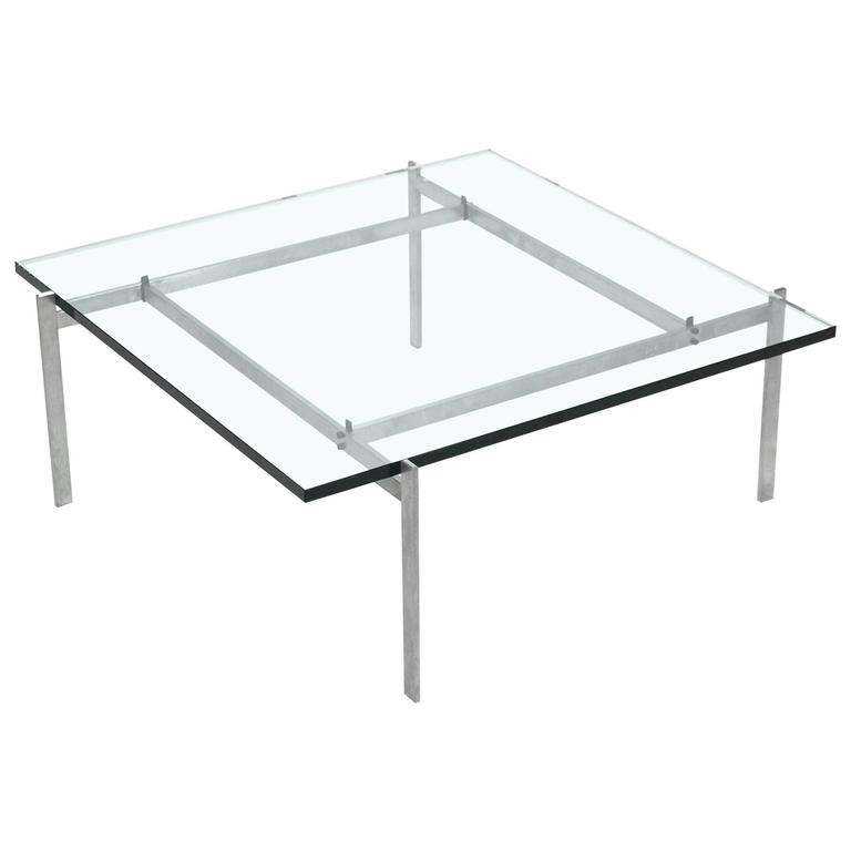 Poul Kj 230 Rholm Pk61 Coffee Table At 1stdibs