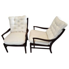 Pair of Mid-Century Armchairs by Parker Knoll
