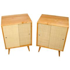 Pair of Storage Cabinets, Paul McCobb Planner Group
