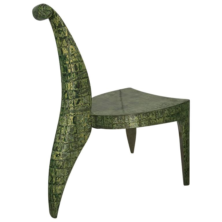 "French ""Cobra"" Chair by Alasdair Cooke"