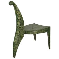 Alasdair Cooke Unique Chair, Paris, France