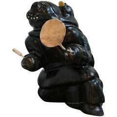 Judas Ullulaq (Ooloolah) Inuit Sculpture