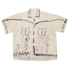 Pablo Picasso Shirt Edited by Bruno Compagnon, circa 1955, France