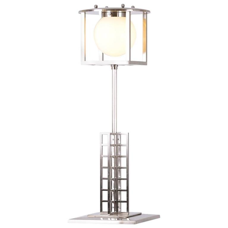 Charles Rennie Mackintosh 1902 Lamp, Re-Edition
