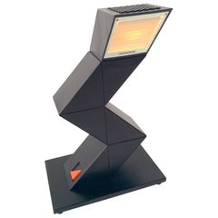 Zig Zag Modular Halogen Table Lamp from E-Lite, 1980, Holland