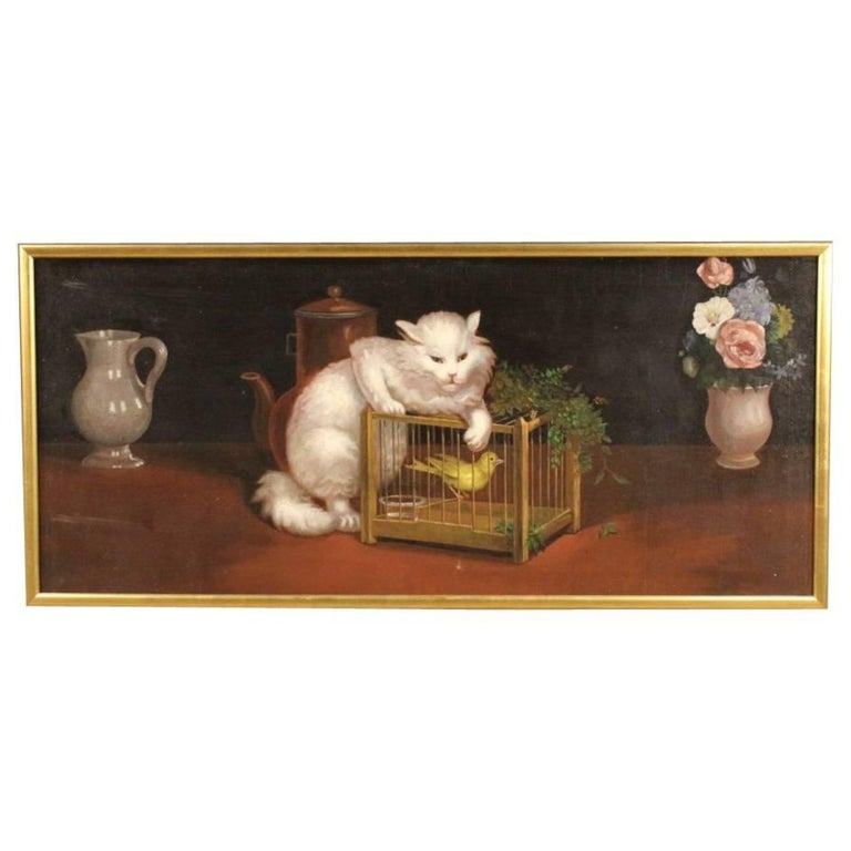 20th Century Dutch Still Life Painting For Sale