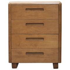 Rare Plymodern Dresser by Paul Goldman for Plycraft, circa 1946