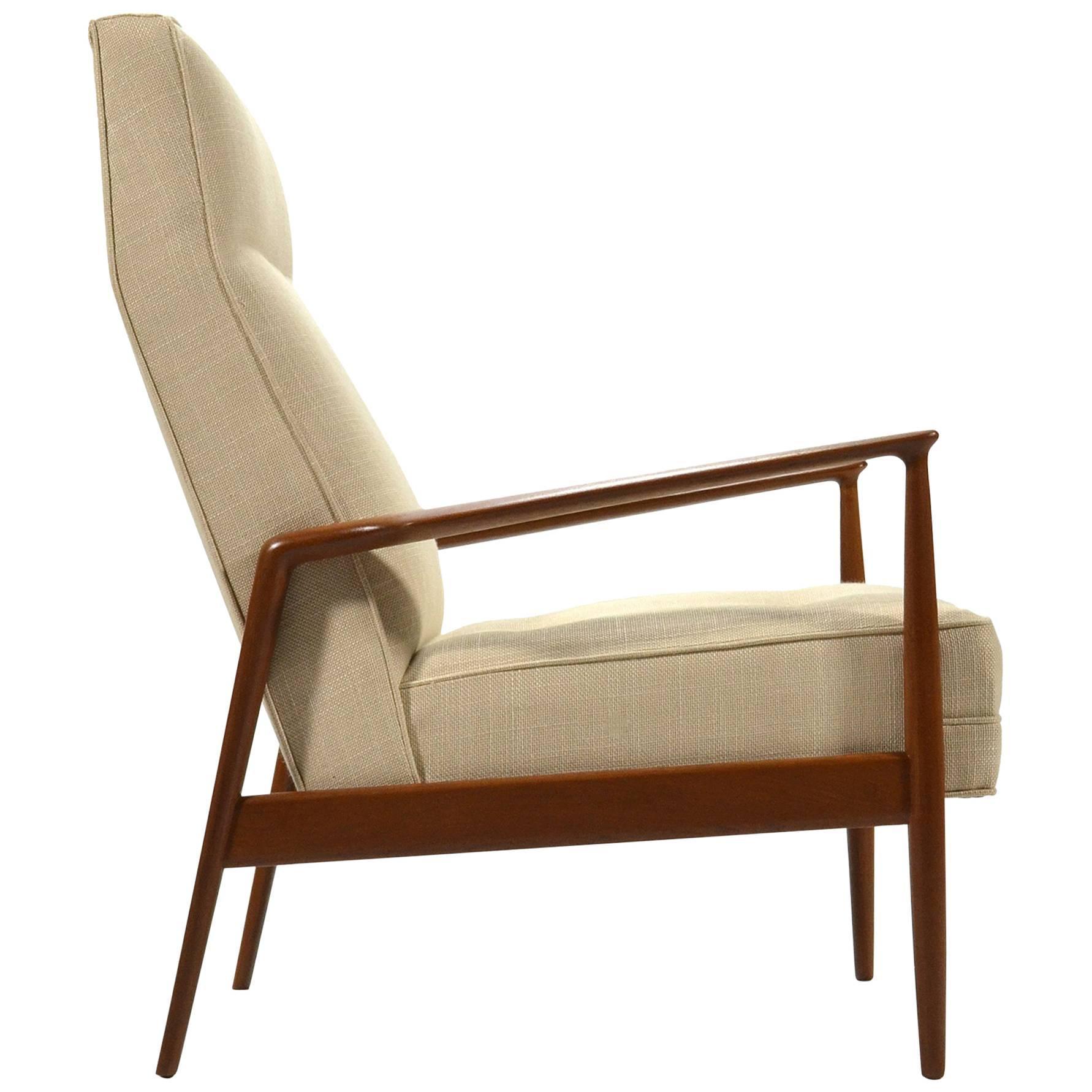 Ib Kofod-Larsen Highback Lounge Chair