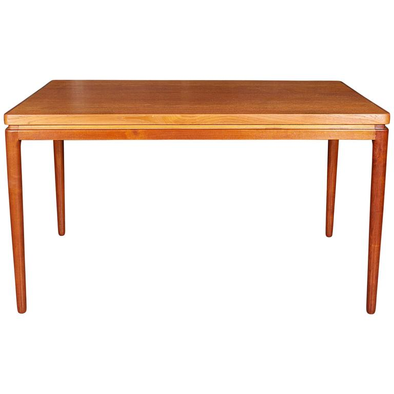 Danish Teak Dining Table by Johannes Anderson 1