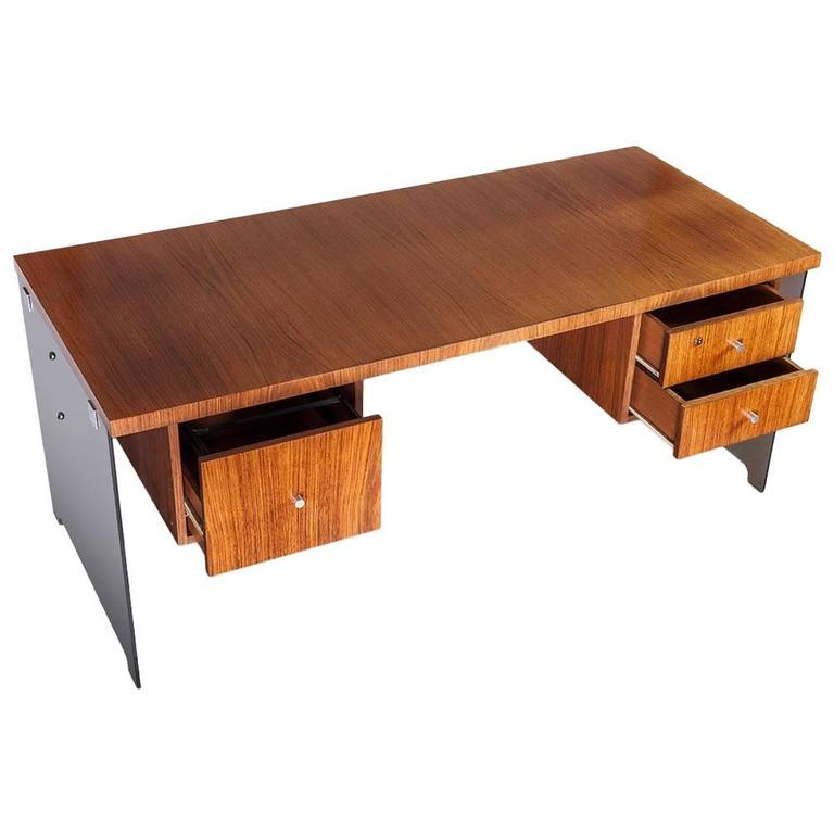 Stunning Desk by Maxime Old, circa 1970