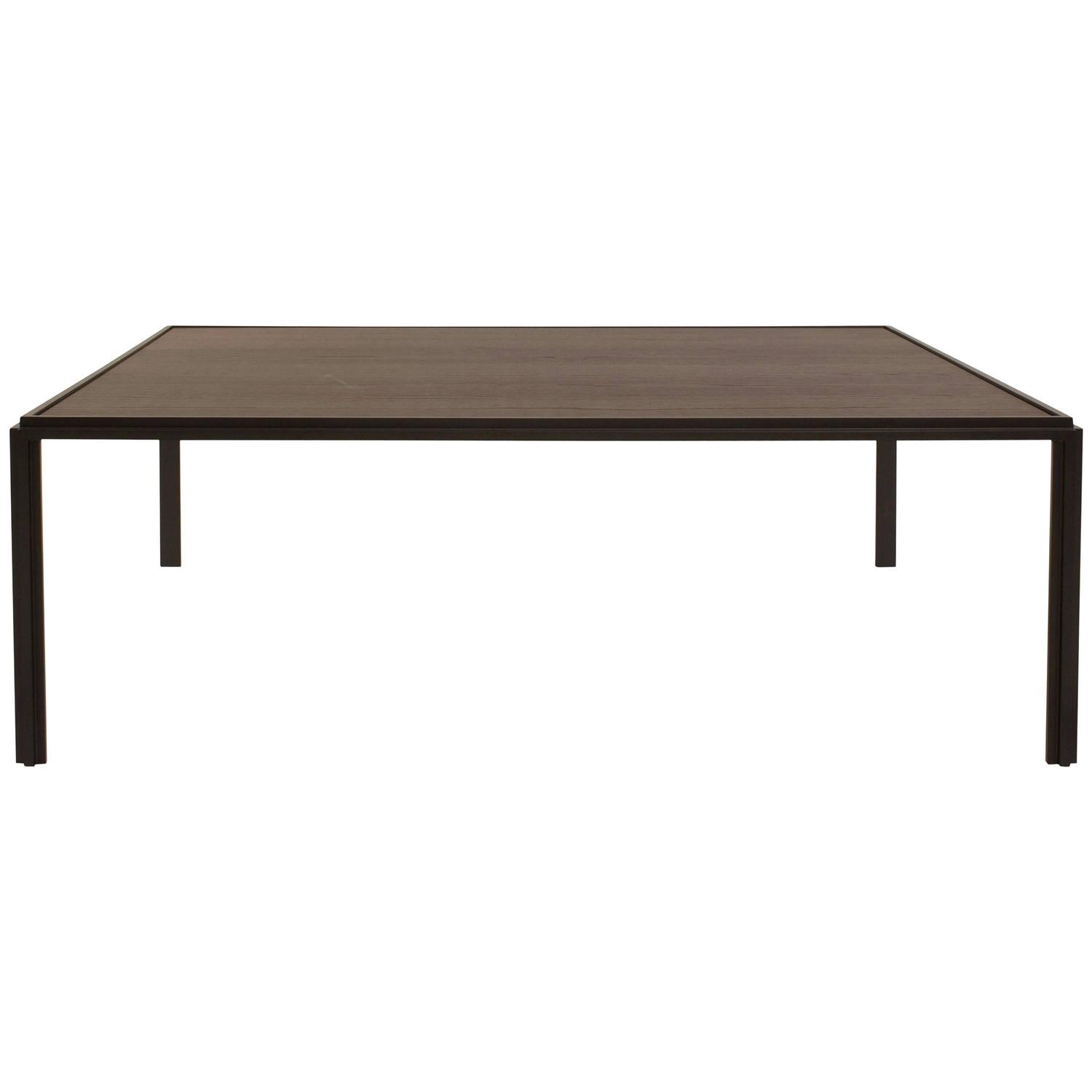 Metal and oak jan coffee table by vincent van duysen for molteni metal and oak jan coffee table by vincent van duysen for molteni italy at 1stdibs geotapseo Image collections