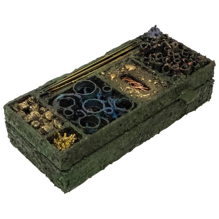 James Bearden Segment Jewelry Box For Sale