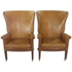 Pair of Vintage Dessin Fournir Chairs