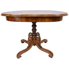 19th Century French Louis Philippe-Style Centre Table