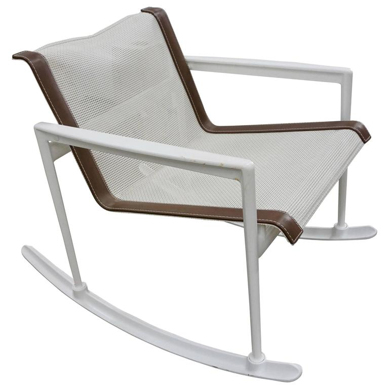 Richard Schultz Rocking Chair for Knoll 1