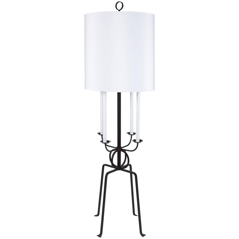 Tommi parzinger candlestick floor lamp for sale at 1stdibs tommi parzinger candlestick floor lamp for sale aloadofball Image collections