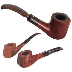 Joe Colombo Couple of Pipes Optimal Butz Choquin mod. 121/122