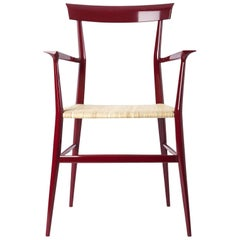 "Eligo ""Tigullina"" Red Chair"