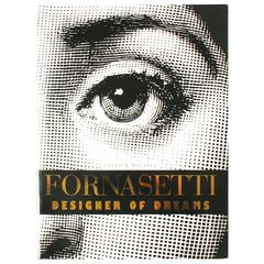 Fornasetti, Designer of Dreams First Edition by Patrick Mauriès