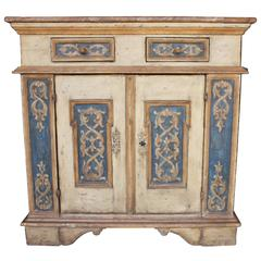 19th Century Italian Painted Buffet