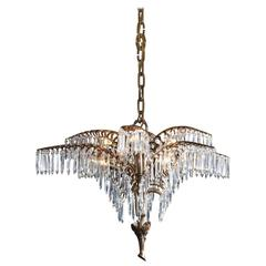 Josef Hoffmann 1918 Chandelier, Re-Edition