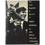 John Wilcock –The Autobiography & Sex Life of Andy Warhol