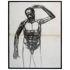 Original Charcoal by Darnell Edwards