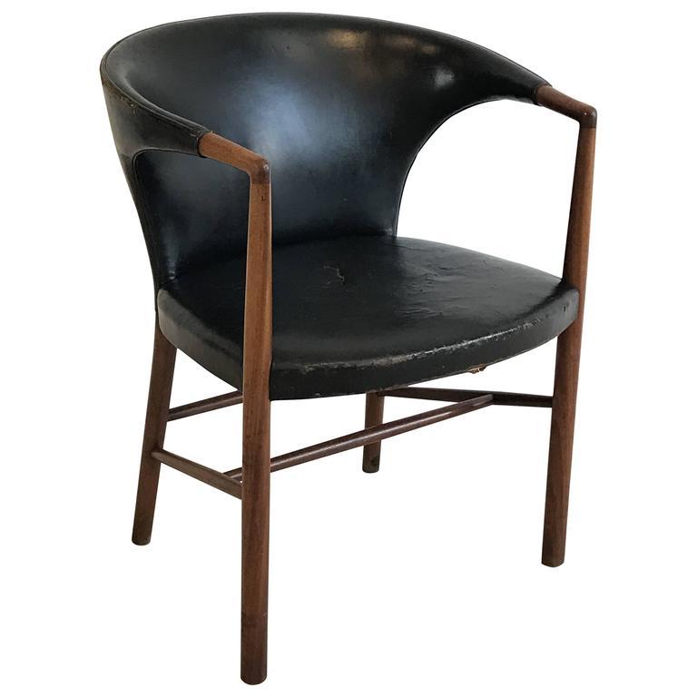 Jacob Kjaer United Nations Fn Armchair Desk Chair For