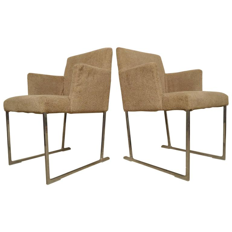 Antonio Citterio for B&B Italian Side Chairs