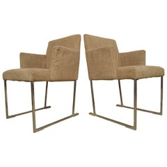 Antonio Citterio for B&B Italian Side Chairs