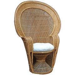 """Emmanuel""  Peacock Chair"
