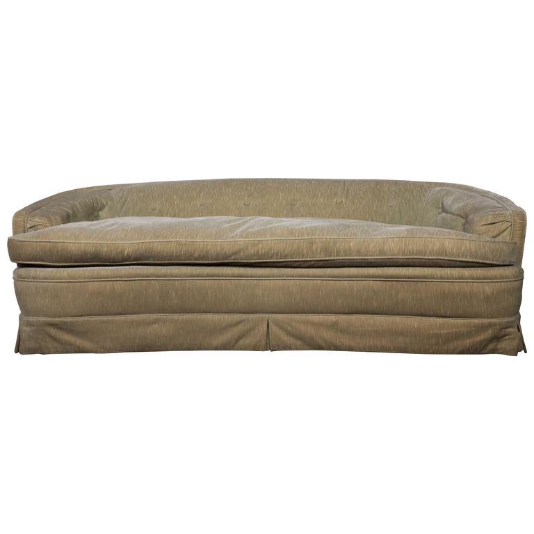 Large 1960s American Mid Century Modern  Sofa