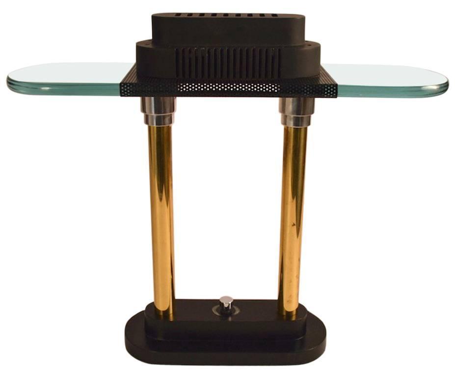 Robert Sonneman for George Kovacs Post Modern Desk Lamp For Sale ...