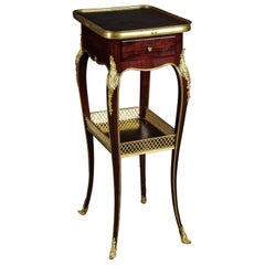 19th Century Napoleon III Henry Dasson Side Table