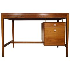 Walnut Desk Designed by Kipp Stewart
