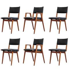 Jens Risom Dining Chairs