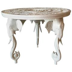 Gampel-Stoll Elephant Centre Table, circa 1970s