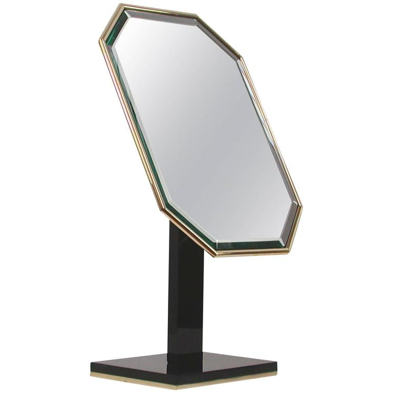 Mid Century Table Mirror By Chanel 1960s For Sale At 1stdibs