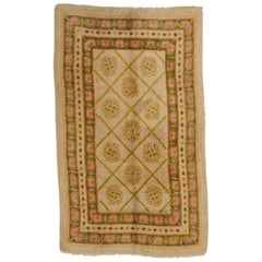 Vintage Italian Very Soft  Rug-  FINAL CLEARANCE SALE