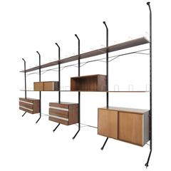 "Outstanding ""Urio"" Bookcase by Ico Parisi for MIM"