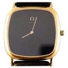 Omega DeVille Quartz Vintage Ladies Watch, circa 1980