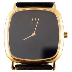 Omega DeVille Quartz Vintage Ladies Watch, circa 1980