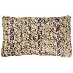 Parsi Silk Brocade Pillow