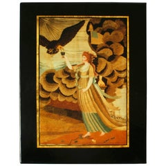 Girlhood Embroidery, American Samplers and Pictorial Needlework, 1650-1850