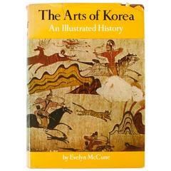 """""""Arts of Korea, An Illustrated History by Evelyn McCune"""" Book"""