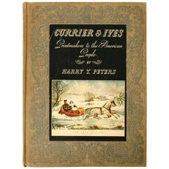 Currier & Ives, Printmakers to the American People by Harry T. Peters